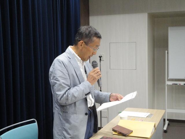 7月度 ビジネスクラブ例会(第185回)3