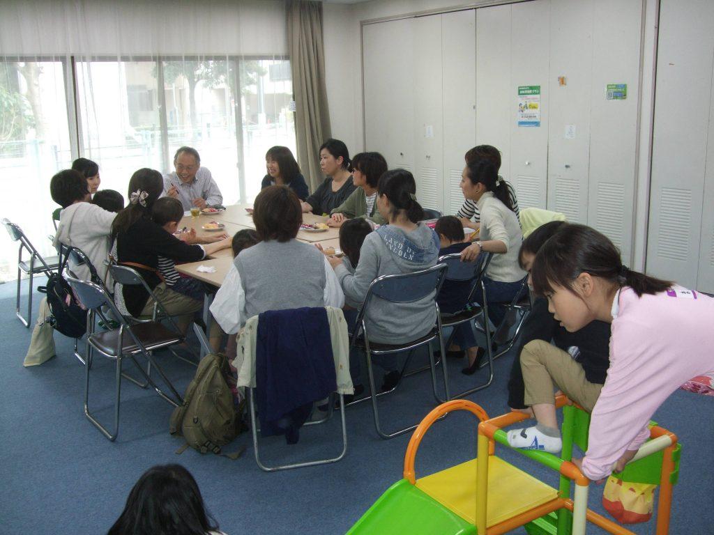 【2019年4月27日(土)】子育てカフェ 1