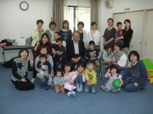 【2019年4月27日(土)】子育てカフェ 3