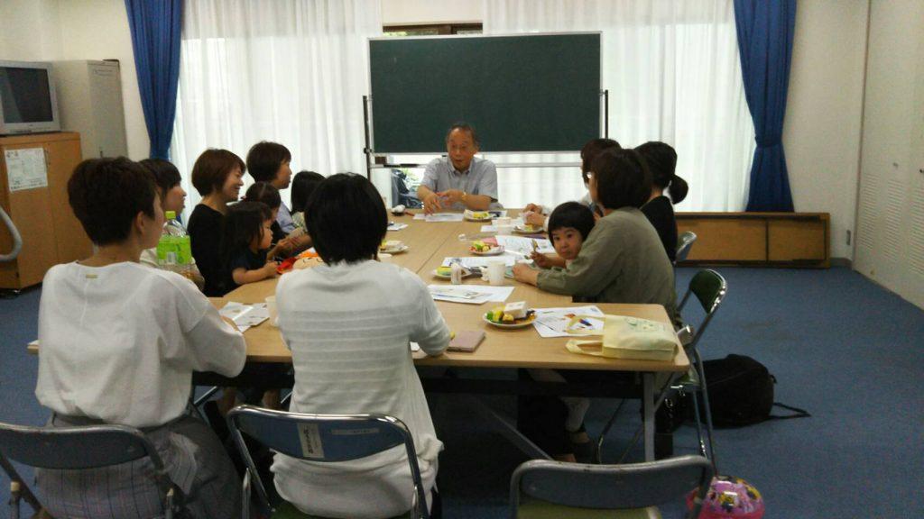 【2019年6月15日(土)】子育てカフェ 1