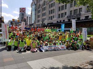 【2019年6月9日(日)】まち美化 G20大阪サミットクリーンアップ作戦 1