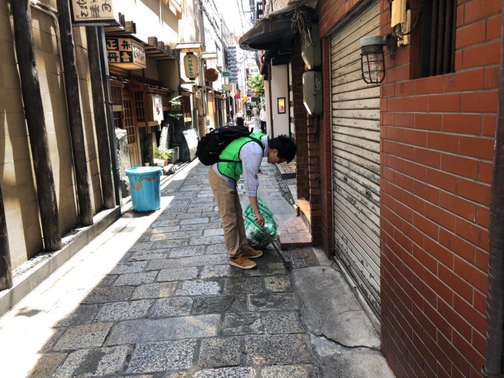 【2019年6月9日(日)】まち美化 G20大阪サミットクリーンアップ作戦 5