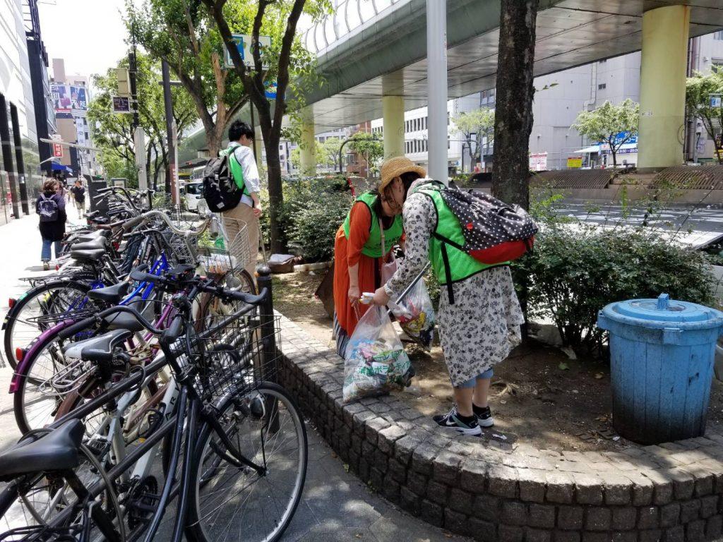【2019年6月9日(日)】まち美化 G20大阪サミットクリーンアップ作戦 8