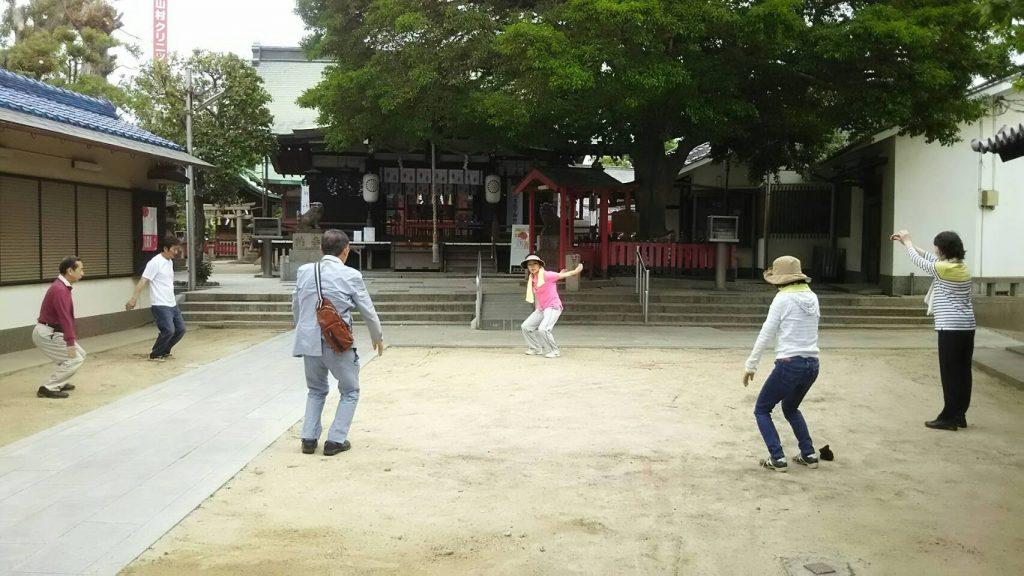 【2019年6月2日(日)】大宮神社清掃奉仕ボランティア 3