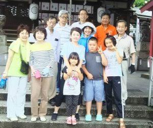 【2019年6月30日(日)】大宮神社清掃奉仕ボランティア サムネイル