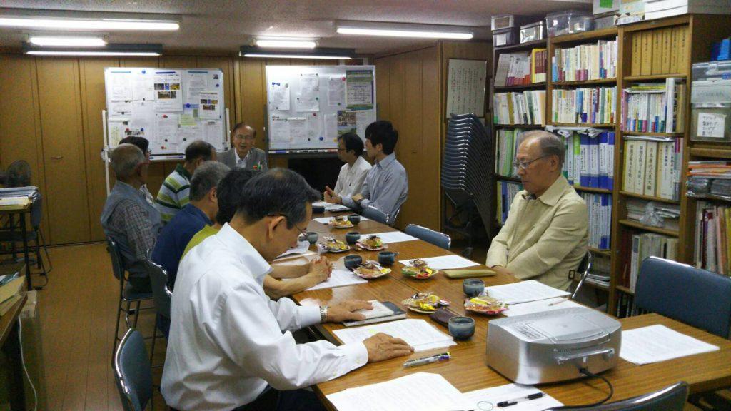 【2019年6月8日(土)】第49回「菅野講師と歴史を学ぼう会」1