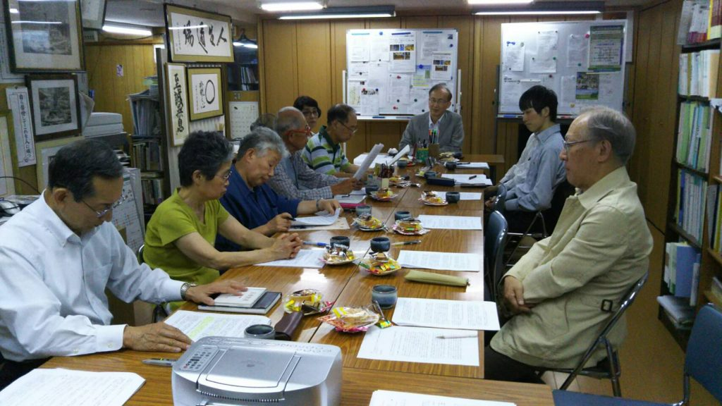 【2019年6月8日(土)】第49回「菅野講師と歴史を学ぼう会」3