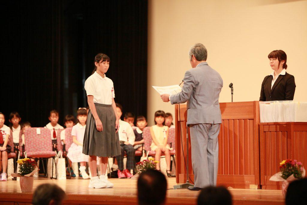 第6回 伝えよう!いのちのつながり入選作文表彰式 写真7