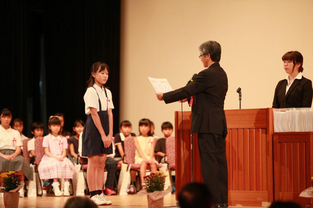 第6回 伝えよう!いのちのつながり入選作文表彰式 写真8