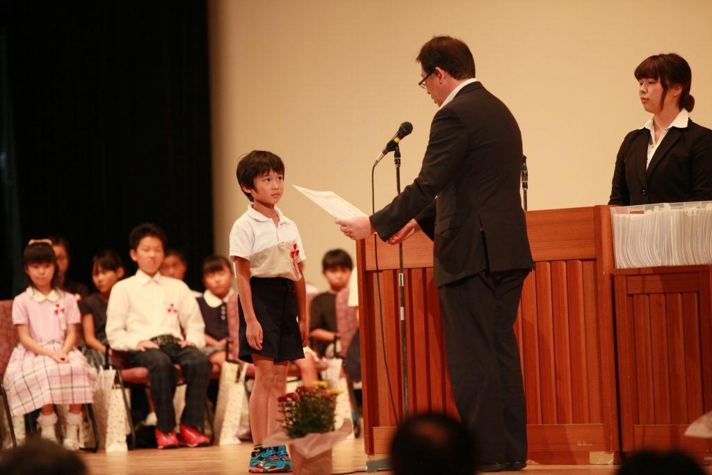 第6回 伝えよう!いのちのつながり入選作文表彰式 写真16