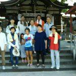【2019年8月4日(日)】大宮神社清掃奉仕ボランティア 3