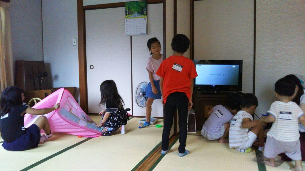【2019年8月31日(土)】子育てカフェ 4