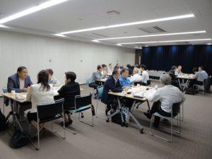 令和元年9月度 大阪旭モラロジービジネスクラブ 第186回例会 写真1