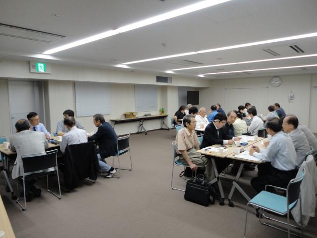 令和元年9月度 大阪旭モラロジービジネスクラブ 第186回例会 写真2