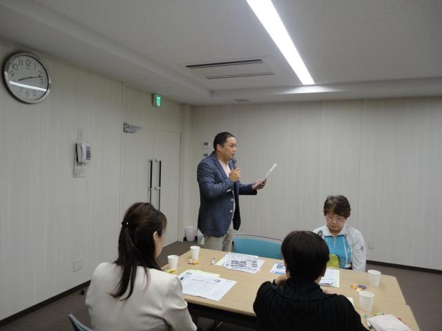 令和元年9月度 大阪旭モラロジービジネスクラブ 第186回例会 写真3