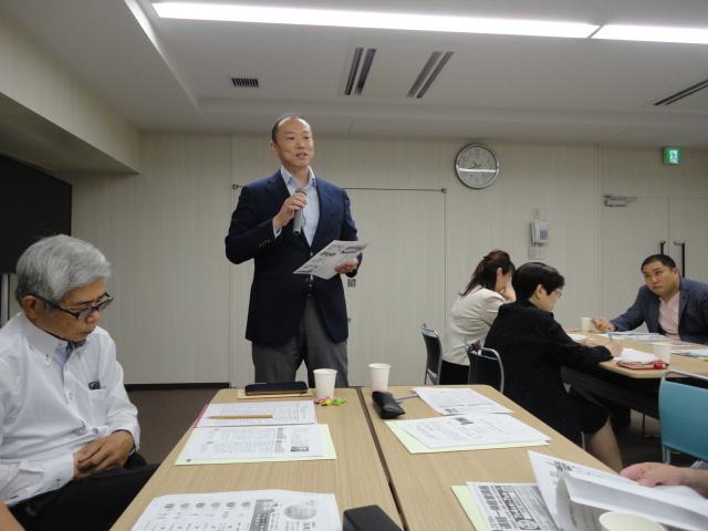 令和元年9月度 大阪旭モラロジービジネスクラブ 第186回例会 写真5