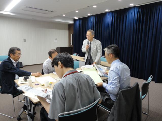 令和元年9月度 大阪旭モラロジービジネスクラブ 第186回例会 写真7