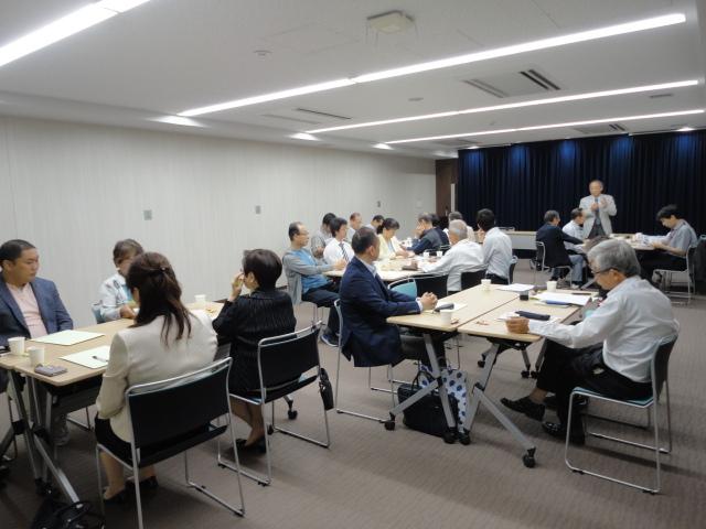 令和元年9月度 大阪旭モラロジービジネスクラブ 第186回例会 写真8
