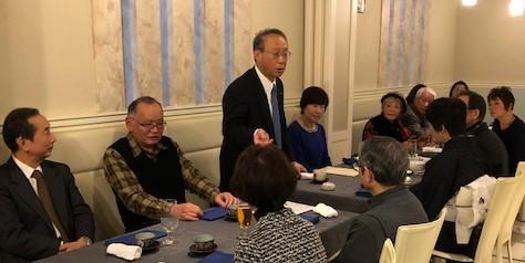 【2019年12月22日(日)】事務所年末忘年・懇親・反省会