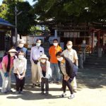 【2020年6月7日(日)】大宮神社清掃奉仕ボランティア写真4