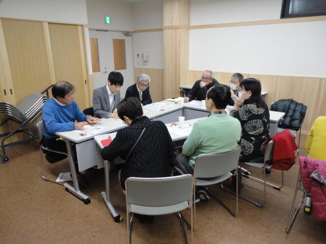 【2020年2月15日(土)】第190回ビジネスクラブ例会 開催風景写真2