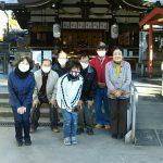 【2020年12月6日(日)】大宮神社清掃奉仕ボランティア 活動風景写真1