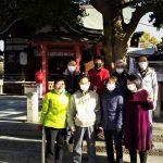 【2021年3月7日(日)】大宮神社清掃奉仕ボランティア 活動風景写真4