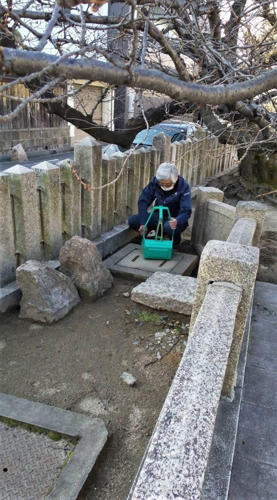 【2021年3月7日(日)】大宮神社清掃奉仕ボランティア 活動風景写真6