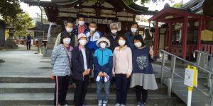 【2021年5月2日(日)】大宮神社清掃奉仕ボランティア 活動風景写真4