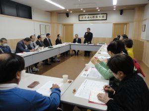 【2020年2月15日(土)】第190回ビジネスクラブ例会 開催風景写真1