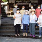 【2021年9月5日(日)】大宮神社清掃奉仕ボランティア 活動風景写真6